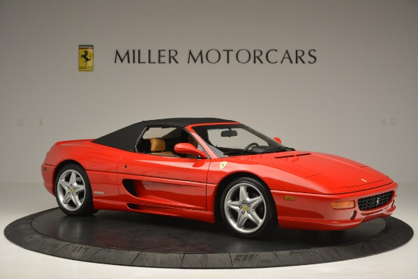 Used 1997 Ferrari 355 Spider 6-Speed Manual for sale Sold at Bugatti of Greenwich in Greenwich CT 06830 22