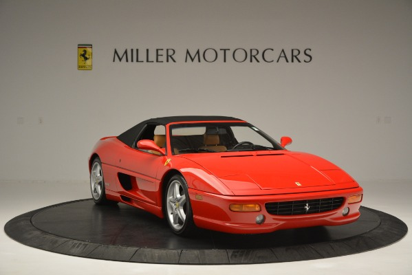 Used 1997 Ferrari 355 Spider 6-Speed Manual for sale Sold at Bugatti of Greenwich in Greenwich CT 06830 23