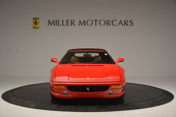 Used 1997 Ferrari 355 Spider 6-Speed Manual for sale Sold at Bugatti of Greenwich in Greenwich CT 06830 24