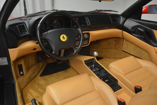 Used 1997 Ferrari 355 Spider 6-Speed Manual for sale Sold at Bugatti of Greenwich in Greenwich CT 06830 28