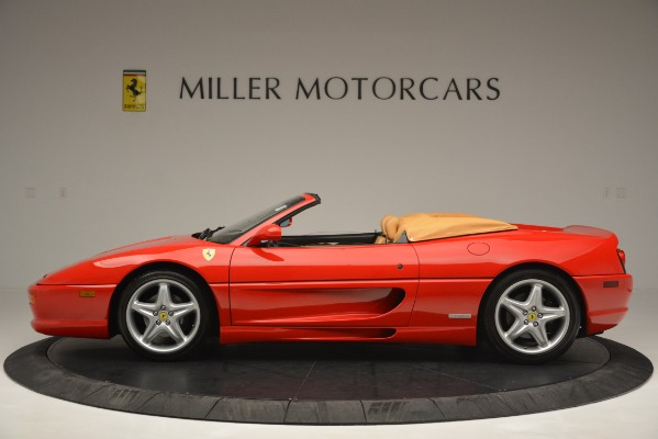 Used 1997 Ferrari 355 Spider 6-Speed Manual for sale Sold at Bugatti of Greenwich in Greenwich CT 06830 3