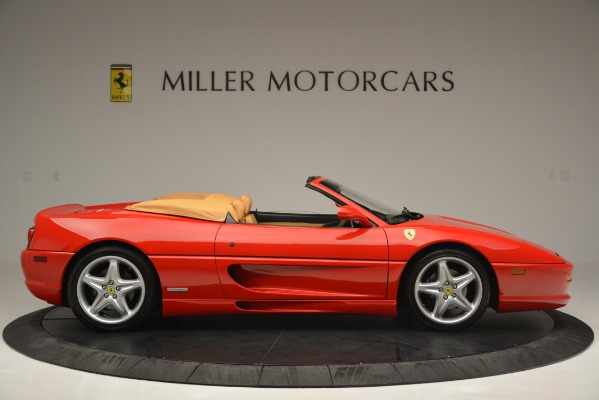Used 1997 Ferrari 355 Spider 6-Speed Manual for sale Sold at Bugatti of Greenwich in Greenwich CT 06830 9