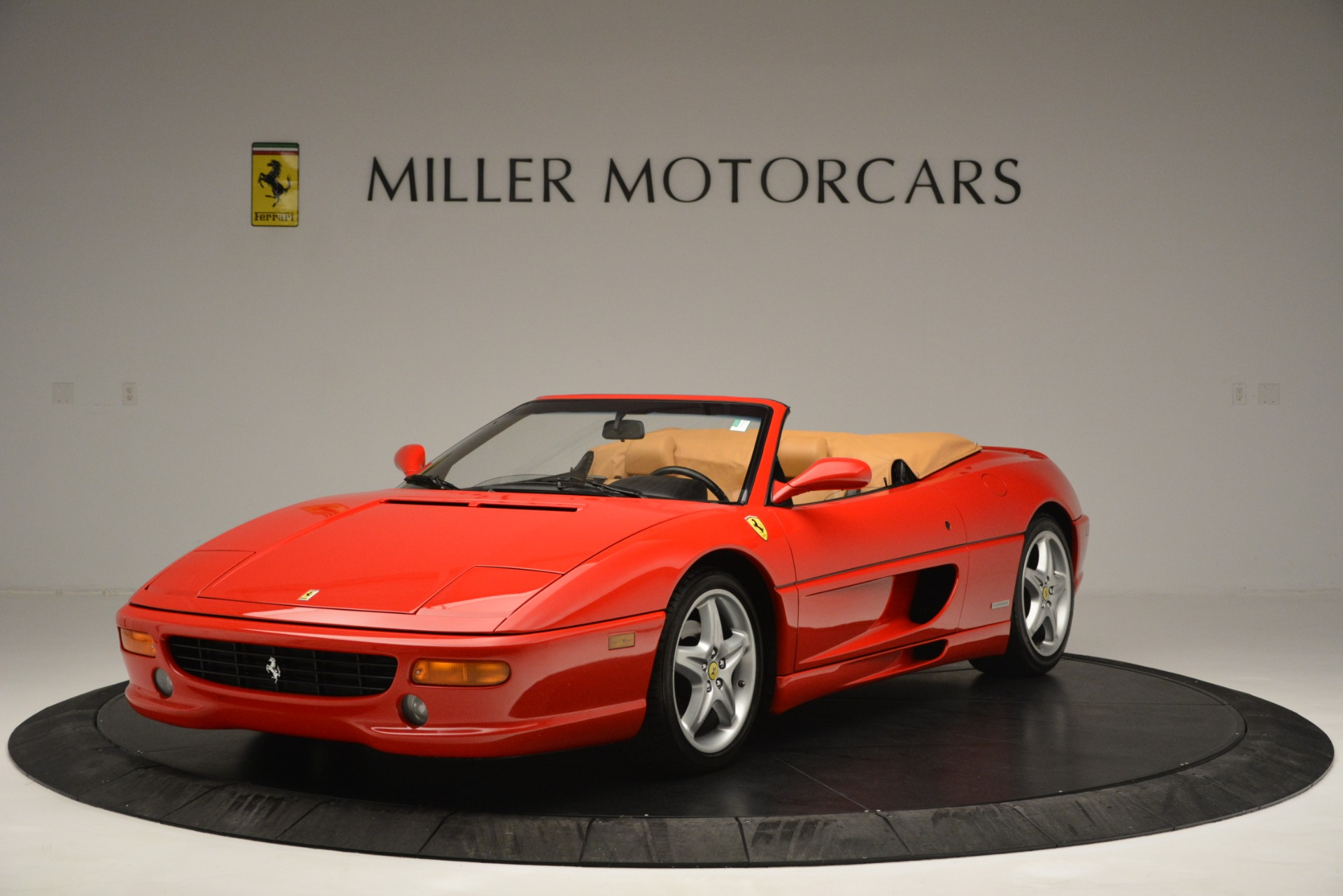 Used 1997 Ferrari 355 Spider 6-Speed Manual for sale Sold at Bugatti of Greenwich in Greenwich CT 06830 1