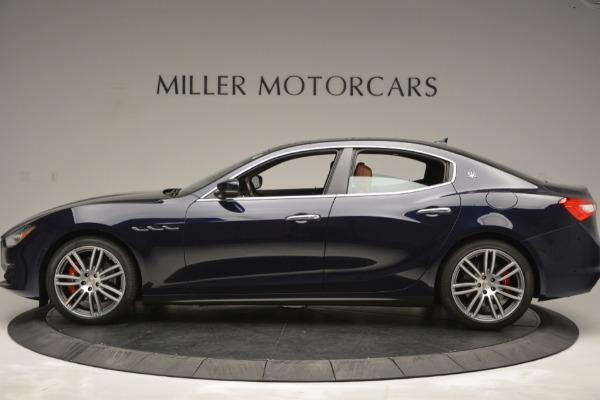 Used 2019 Maserati Ghibli S Q4 for sale Sold at Bugatti of Greenwich in Greenwich CT 06830 3