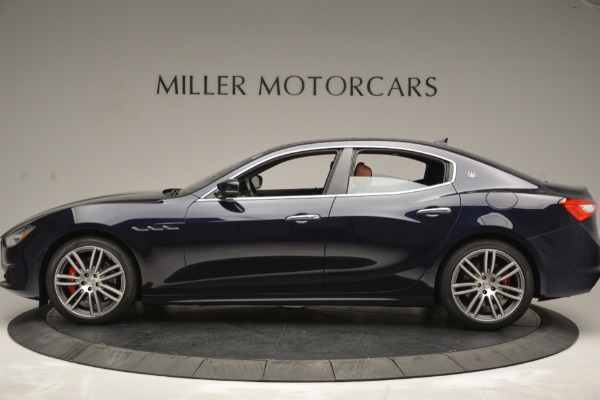 New 2019 Maserati Ghibli S Q4 for sale Sold at Bugatti of Greenwich in Greenwich CT 06830 3
