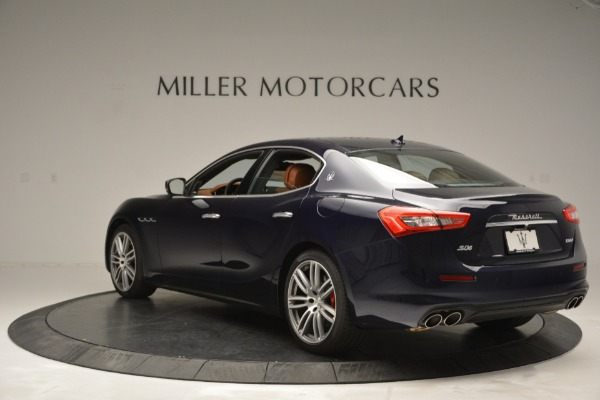 New 2019 Maserati Ghibli S Q4 for sale Sold at Bugatti of Greenwich in Greenwich CT 06830 5