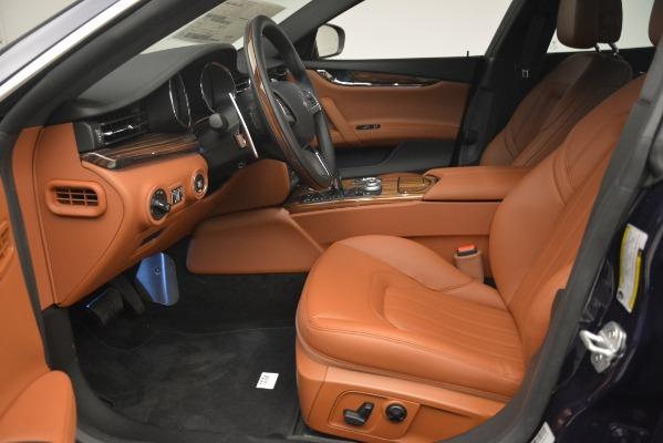 New 2019 Maserati Quattroporte S Q4 for sale Sold at Bugatti of Greenwich in Greenwich CT 06830 14