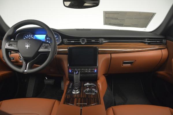 New 2019 Maserati Quattroporte S Q4 for sale Sold at Bugatti of Greenwich in Greenwich CT 06830 16