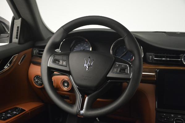 New 2019 Maserati Quattroporte S Q4 for sale Sold at Bugatti of Greenwich in Greenwich CT 06830 17