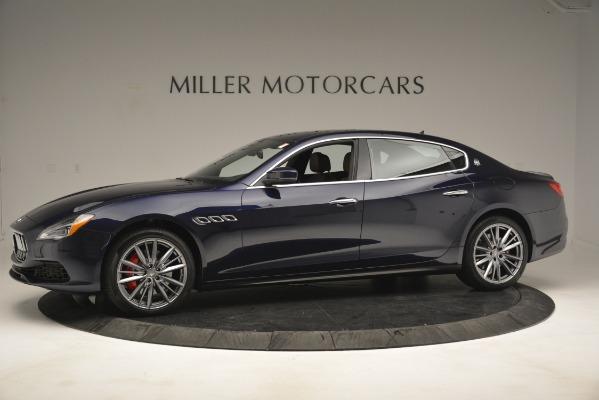 New 2019 Maserati Quattroporte S Q4 for sale Sold at Bugatti of Greenwich in Greenwich CT 06830 2