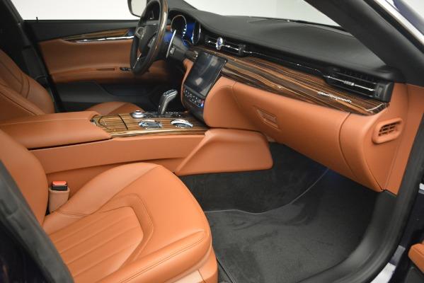 New 2019 Maserati Quattroporte S Q4 for sale Sold at Bugatti of Greenwich in Greenwich CT 06830 23