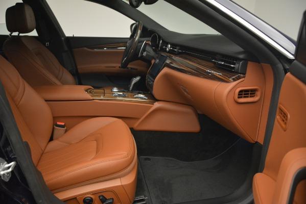 New 2019 Maserati Quattroporte S Q4 for sale Sold at Bugatti of Greenwich in Greenwich CT 06830 24