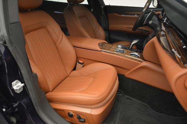 New 2019 Maserati Quattroporte S Q4 for sale Sold at Bugatti of Greenwich in Greenwich CT 06830 25