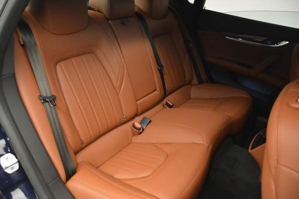 New 2019 Maserati Quattroporte S Q4 for sale Sold at Bugatti of Greenwich in Greenwich CT 06830 27