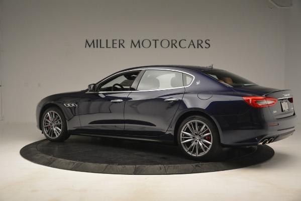 New 2019 Maserati Quattroporte S Q4 for sale Sold at Bugatti of Greenwich in Greenwich CT 06830 4