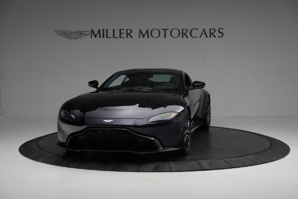 New 2019 Aston Martin Vantage for sale Sold at Bugatti of Greenwich in Greenwich CT 06830 12