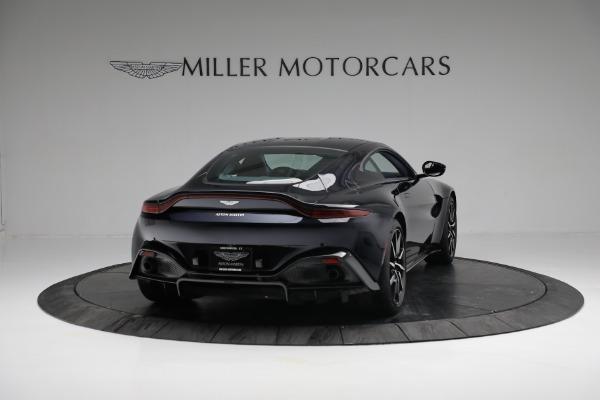 New 2019 Aston Martin Vantage for sale Sold at Bugatti of Greenwich in Greenwich CT 06830 6