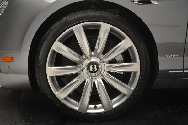Used 2016 Bentley Continental GT W12 for sale Sold at Bugatti of Greenwich in Greenwich CT 06830 15