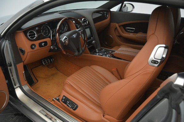 Used 2016 Bentley Continental GT W12 for sale Sold at Bugatti of Greenwich in Greenwich CT 06830 17