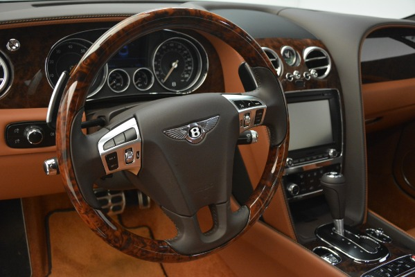 Used 2016 Bentley Continental GT W12 for sale Sold at Bugatti of Greenwich in Greenwich CT 06830 21