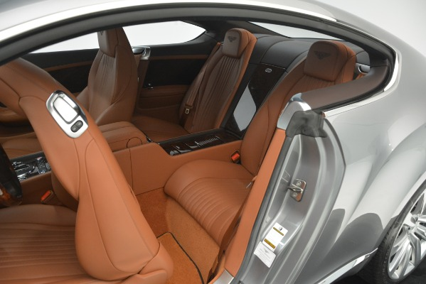Used 2016 Bentley Continental GT W12 for sale Sold at Bugatti of Greenwich in Greenwich CT 06830 25