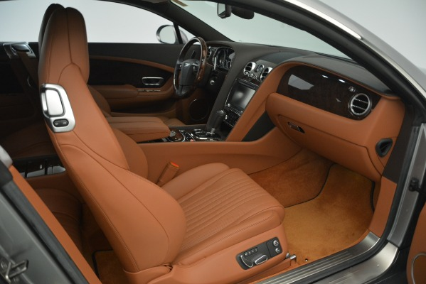 Used 2016 Bentley Continental GT W12 for sale Sold at Bugatti of Greenwich in Greenwich CT 06830 28