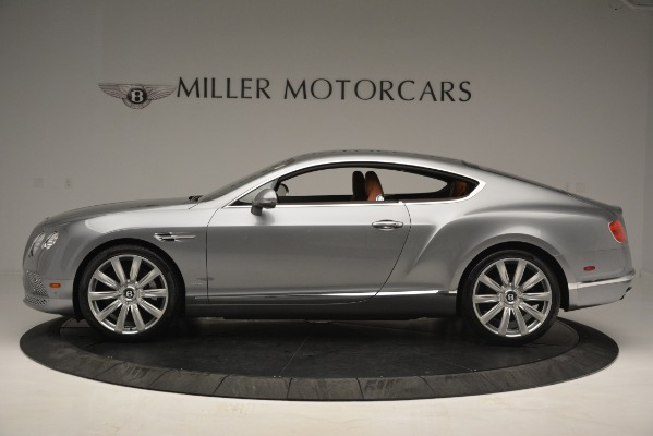 Used 2016 Bentley Continental GT W12 for sale Sold at Bugatti of Greenwich in Greenwich CT 06830 3