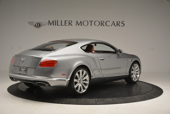 Used 2016 Bentley Continental GT W12 for sale Sold at Bugatti of Greenwich in Greenwich CT 06830 8