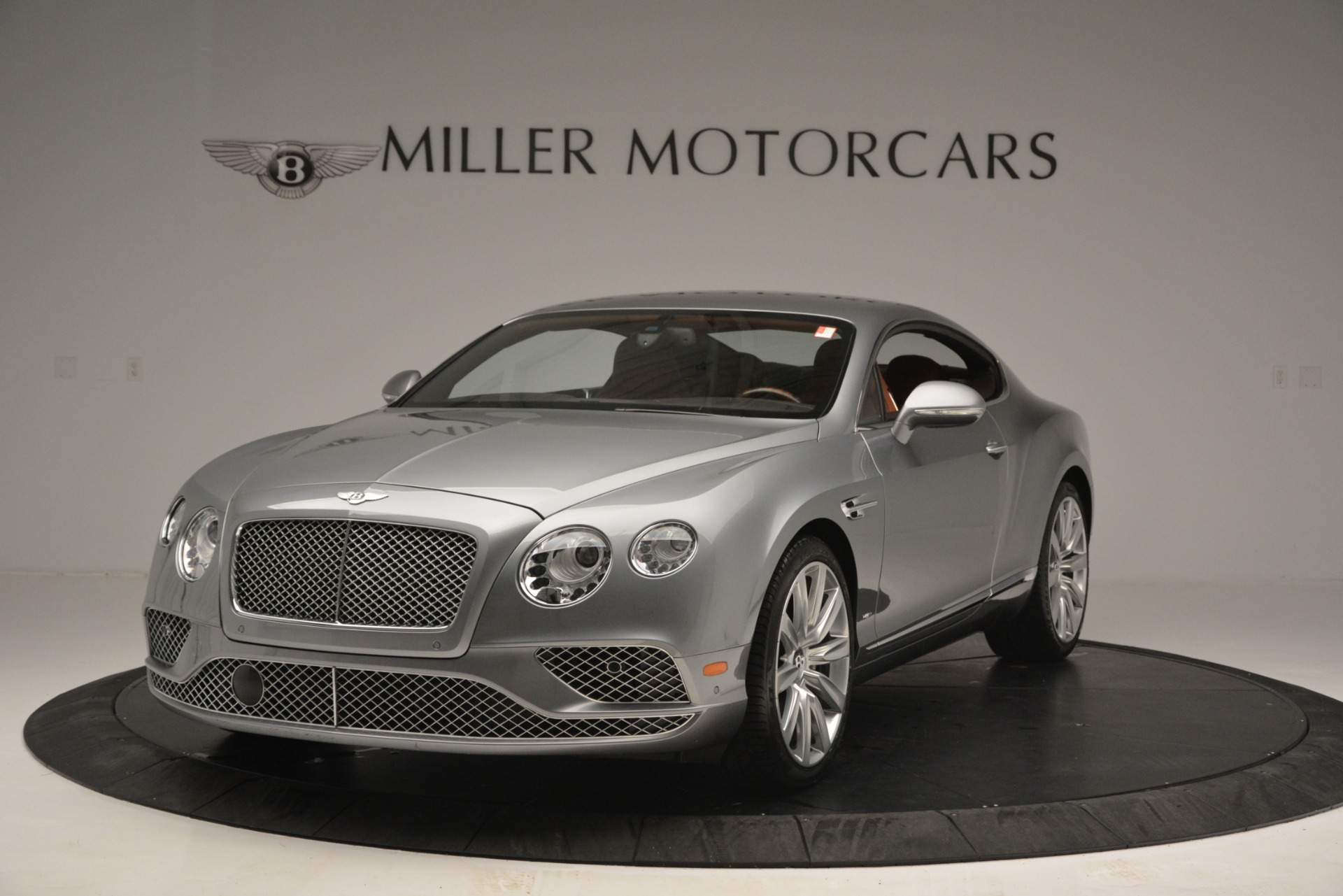 Used 2016 Bentley Continental GT W12 for sale Sold at Bugatti of Greenwich in Greenwich CT 06830 1