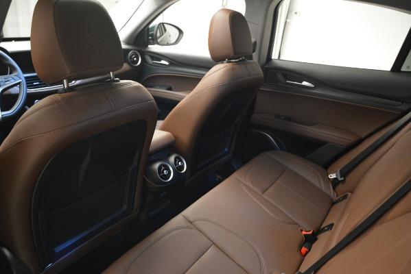 New 2019 Alfa Romeo Stelvio Q4 for sale Sold at Bugatti of Greenwich in Greenwich CT 06830 18