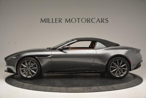 Used 2019 Aston Martin DB11 Volante for sale $214,990 at Bugatti of Greenwich in Greenwich CT 06830 15