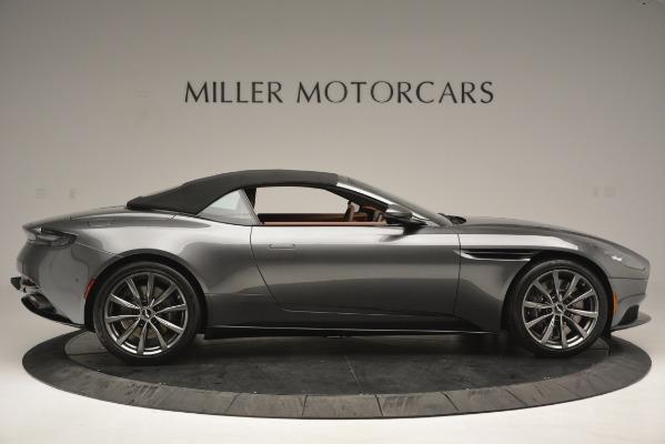 Used 2019 Aston Martin DB11 Volante for sale $214,990 at Bugatti of Greenwich in Greenwich CT 06830 16