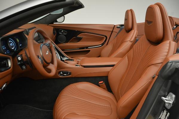 New 2019 Aston Martin DB11 V8 Convertible for sale Sold at Bugatti of Greenwich in Greenwich CT 06830 19