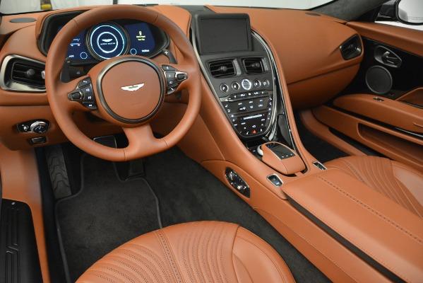 Used 2019 Aston Martin DB11 Volante for sale $214,990 at Bugatti of Greenwich in Greenwich CT 06830 20