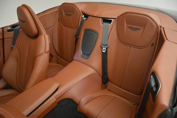 Used 2019 Aston Martin DB11 Volante for sale $214,990 at Bugatti of Greenwich in Greenwich CT 06830 22