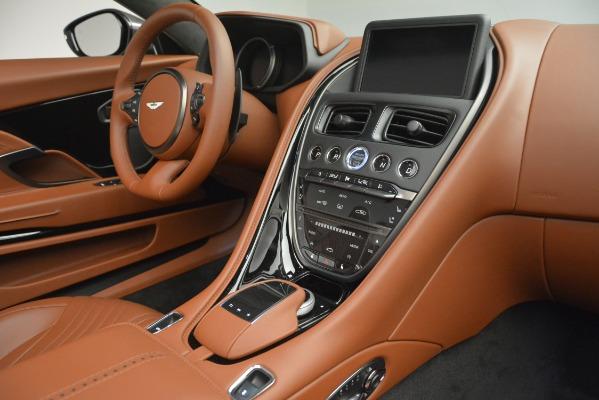 Used 2019 Aston Martin DB11 Volante for sale $214,990 at Bugatti of Greenwich in Greenwich CT 06830 23