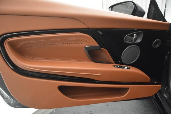 New 2019 Aston Martin DB11 V8 Convertible for sale Sold at Bugatti of Greenwich in Greenwich CT 06830 24