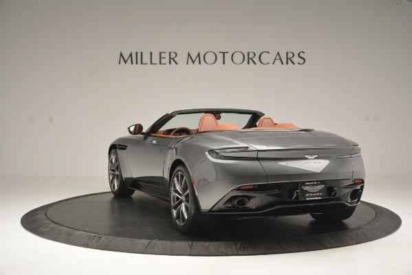Used 2019 Aston Martin DB11 Volante for sale $214,990 at Bugatti of Greenwich in Greenwich CT 06830 4