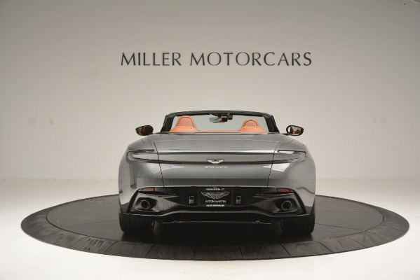 New 2019 Aston Martin DB11 V8 Convertible for sale Sold at Bugatti of Greenwich in Greenwich CT 06830 5