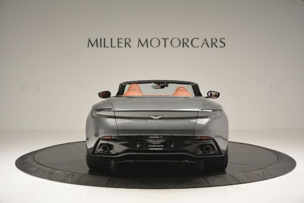 Used 2019 Aston Martin DB11 Volante for sale $214,990 at Bugatti of Greenwich in Greenwich CT 06830 5