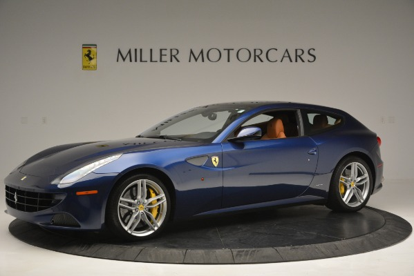 Used 2016 Ferrari FF for sale Sold at Bugatti of Greenwich in Greenwich CT 06830 2