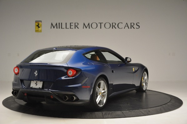 Used 2016 Ferrari FF for sale Sold at Bugatti of Greenwich in Greenwich CT 06830 7
