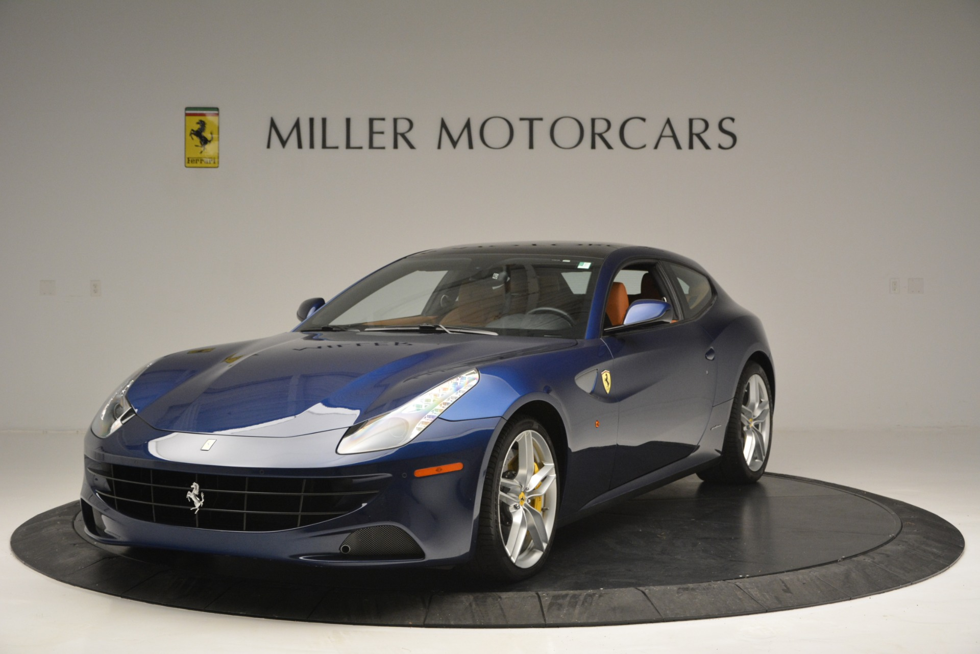 Used 2016 Ferrari FF for sale Sold at Bugatti of Greenwich in Greenwich CT 06830 1