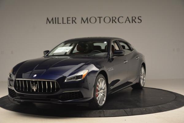 New 2019 Maserati Quattroporte S Q4 GranLusso for sale Sold at Bugatti of Greenwich in Greenwich CT 06830 1