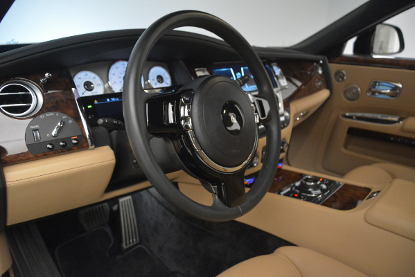 Used 2018 Rolls-Royce Ghost for sale Sold at Bugatti of Greenwich in Greenwich CT 06830 16