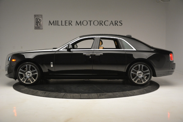Used 2018 Rolls-Royce Ghost for sale Sold at Bugatti of Greenwich in Greenwich CT 06830 2