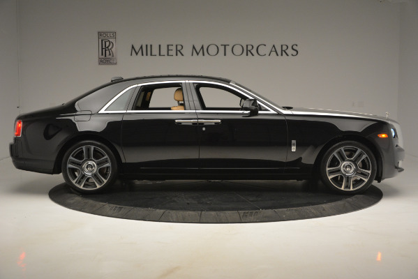 Used 2018 Rolls-Royce Ghost for sale Sold at Bugatti of Greenwich in Greenwich CT 06830 9