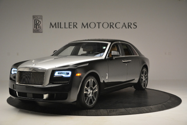 Used 2018 Rolls-Royce Ghost for sale Sold at Bugatti of Greenwich in Greenwich CT 06830 1