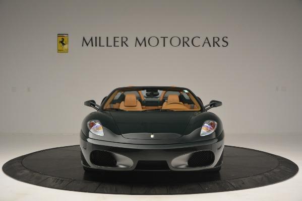 Used 2005 Ferrari F430 Spider for sale Sold at Bugatti of Greenwich in Greenwich CT 06830 12