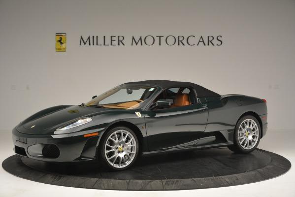 Used 2005 Ferrari F430 Spider for sale Sold at Bugatti of Greenwich in Greenwich CT 06830 14